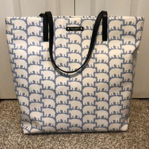 4253ed678ec6 kate spade Bags | New York Daycation Bon Shopper Tote | Poshmark